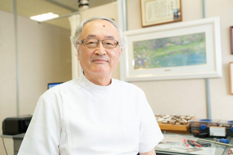 理事長-西島 光茂|医療法人緑生会