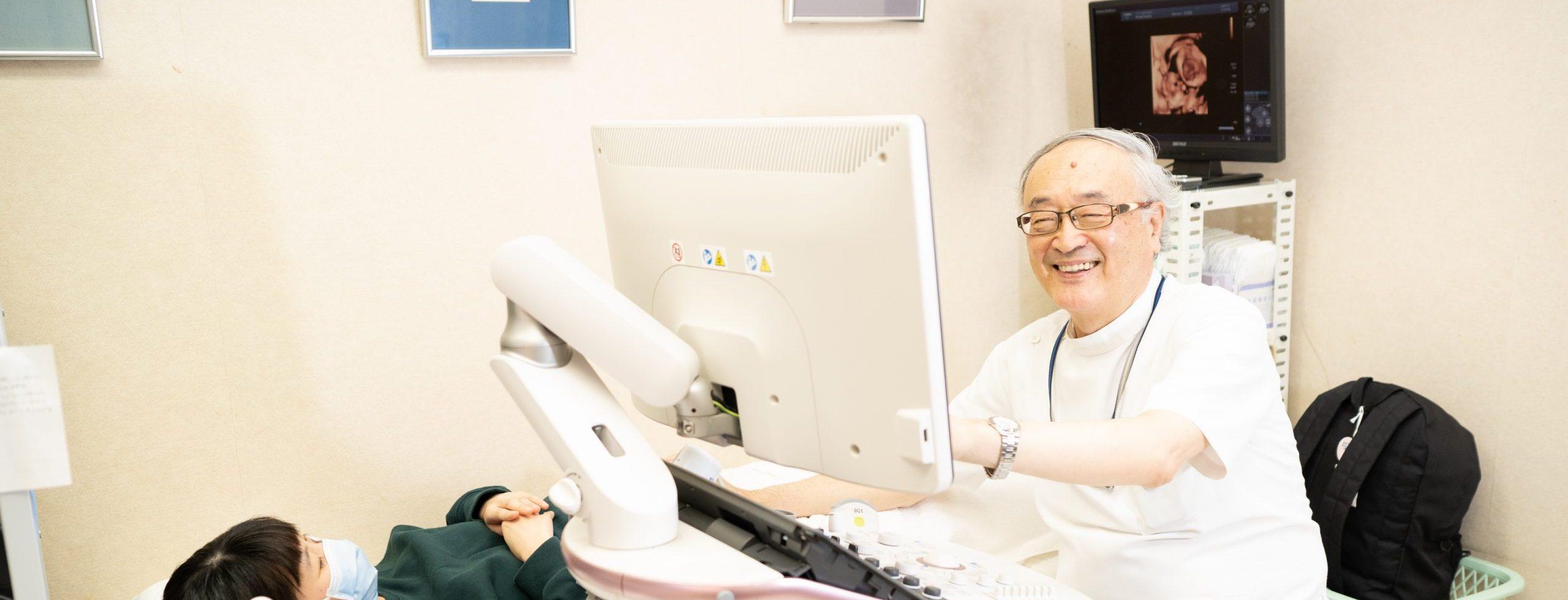院長:西島 光茂|盛岡市の西島産婦人科医院
